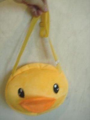 全新黃色小鴨斜背包側背包