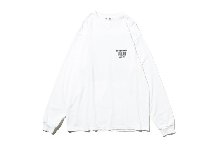 """[ LAB Taipei ] CHILL OUT """"JAMSLP5 L/S TEE"""""""