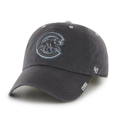 【血拼妞】 47 BRAND CHICAGO CUBS ICE 芝加哥小熊 棒球帽 老帽 灰色《預購》
