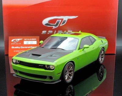 【M.A.S.H】現貨特價 GT Spirit 1/18 Dodge Challenger Hellcat SRT