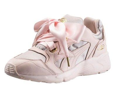 大叔幫忙購[運動類]直Puma Prevail Heart 超美蝴蝶結女子運動鞋 367200 限時美國代