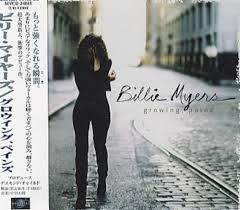 K - Billie Myers - Growing pains - 日版 - NEW