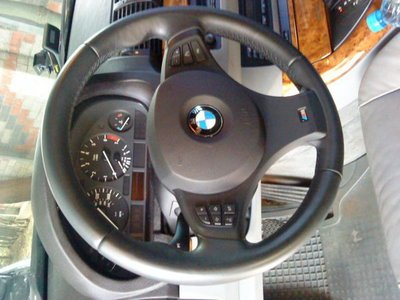 BMW E38 E39 E46 E60 E65 E90 E92 X3 X5 mini各式方向盤 氣囊出售