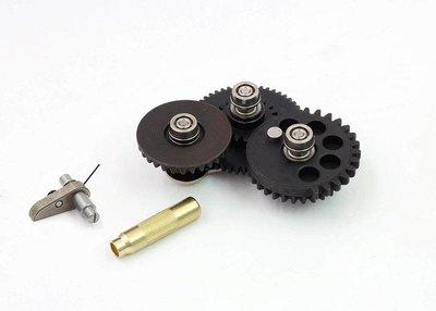(武莊)MODIFY摩帝2-3代 6mm SMOOTH模組化齒輪組(扭力型21.6)-MD-GB092112