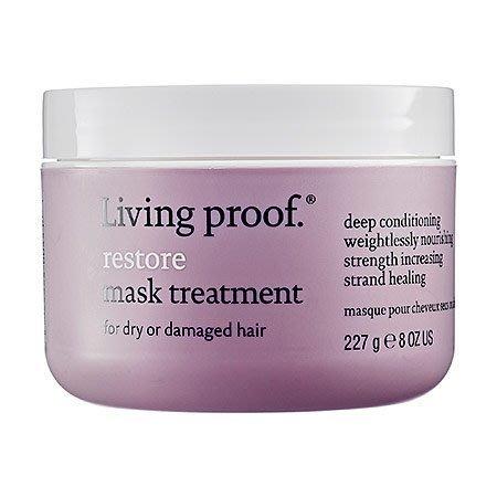 沙龍專賣『Living proof』女人我最大 Restore 還原3號 髮膜 227g 台灣代理商