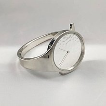 順利當舖 Georg Jensen/喬治傑生  國際精品名牌喬治傑生經典款Vivianna326大型款手環錶