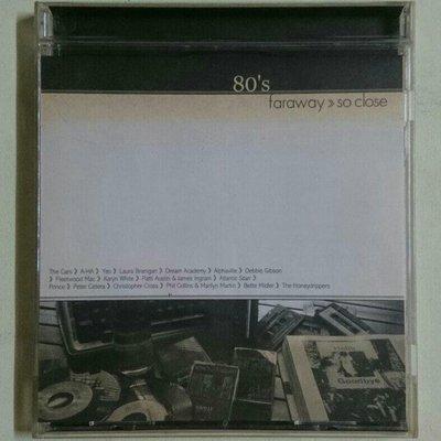 【鳳姐嚴選二手唱片】華納西洋合輯 / 閃亮的節奏: 青春的80年代 faraway so close