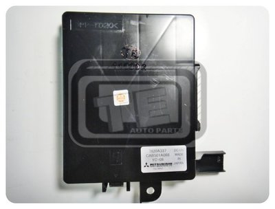 【TE汽配通】三菱 FORTIS 風箱繼電器 冷氣繼電器 冷氣模組 7820A337 正廠件
