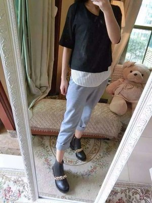 晶晶優品 Givenchy 頂級 短靴 原廠貨 LV 更多照片睇相冊