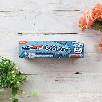 Odol-med3 9-13歲 cool kids牙膏 75ml