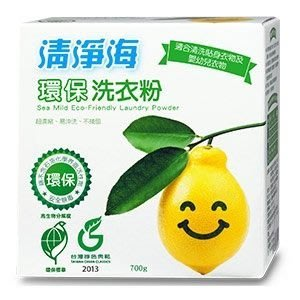 《清淨海》環保洗衣粉(檸檬飄香)1.5...