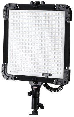 九晴天 租LED~BrightCast V15-345 CRI96-3200K-5600K雙色溫-48W 捲燈