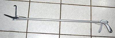 (31-167)ZOO LIFE 專業捕蛇用蛇夾 27.5吋 二支