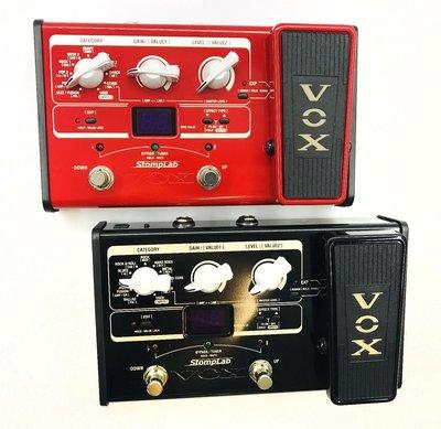 【老羊樂器店】日本進口 VOX StompLab IIG StompLab IIB 電貝斯 電吉他  效果器
