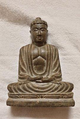 (特價)青斗石 雕(阿彌陀佛)