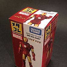 絕版Takara Tomy 合金 Mark 3tacolle Figure Marvel Iron Man Mark 3 mk3