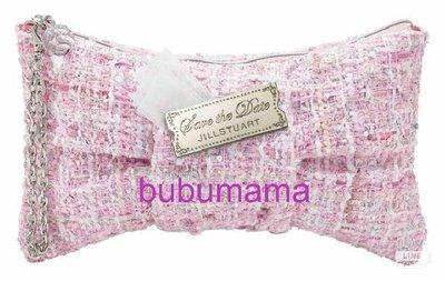 布布媽咪~JILL STUART 吉麗絲朵粉漾派對手拿包限量包,禮盒拆售只有10個$599(有現貨)直接下標