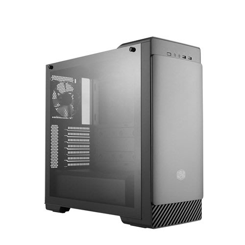 *硬派精璽* CoolerMaster MasterBox E500強化玻璃機殼光碟機版000009000715