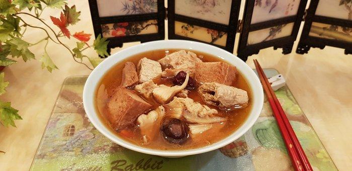 麻油雞(奶素)1170g 包.素食料理包 家常菜 月子膳食,方便好吃,色香味俱全,有媽媽的