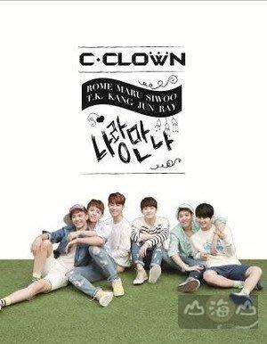 【出清價】和我交往吧 Let's Love/C-Clown---88875017992
