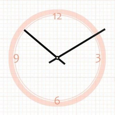 【鐘點站】J140108 分針14公分 時針10.8公分/ DIY 時鐘 掛鐘 鐘針/SKP壓針機芯專用