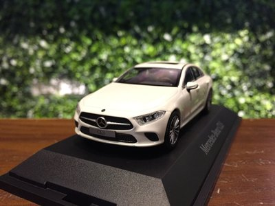 1/43 Norev Mercedes-Benz CLS-Class C257 White Metallic【MGM】