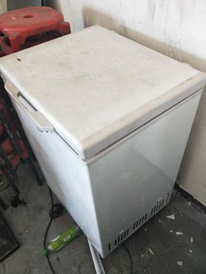 【吉林二手貨H1000002】2尺GEMA上掀式冷凍冰箱 臥式冰箱/密閉式冰箱冰櫃/掀蓋式冰櫃