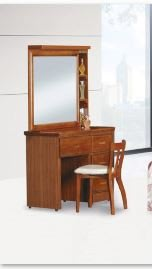 【南洋風休閒傢俱】精選時尚化妝櫃 梳妝櫃  設計櫃-宇格西樟木3尺鏡台 CY68-904