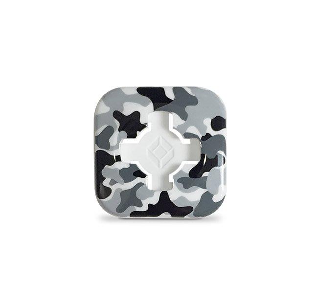 光宇車業 Intuitive Cube ADAPTER +系列 多彩母扣 手機背扣 迷彩 髮絲紋 碳纖維