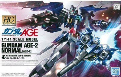 《GTS》BANDAI HGGA AGE #10 AGE-2 基本型 B5058271