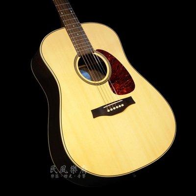 《民風樂府》Seagull Maritime SWS RW  加拿大手工製作 玫瑰木全單板吉他 限量加贈原廠硬盒