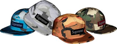 (TORRENT) 2018 秋冬 Supreme ReflecTive Camo Camp Cap 反光 迷彩