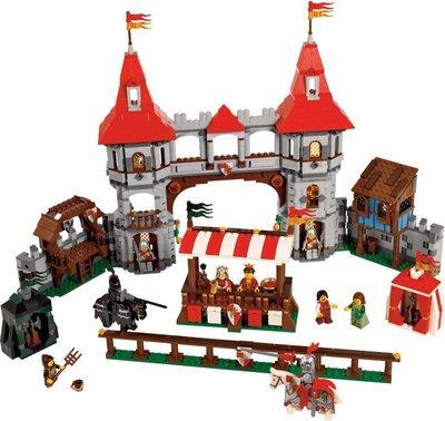 LEGO 樂高 Kingdoms 帝國:10223 Kingdoms Joust 王國馬背射擊