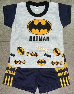 社  625 蝙蝠俠 短袖套裝 舒適.好穿 製