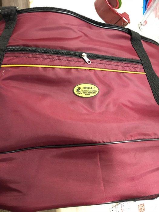 【華邑樂器81090-6】古箏袋-紅色 166cm標準箏適用 (上海民族樂器)