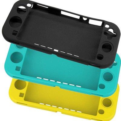 Switch Lite主機NS Cyber日本 專用果凍套 矽膠套【板橋魔力】