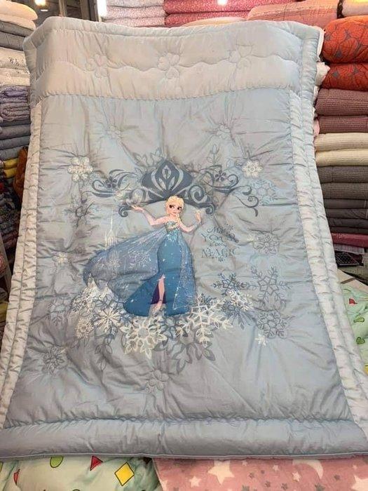 預購,小朋友最愛的 - Elsa 冰雪奇緣冬被 童被