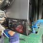 CS車宮車業 BENZ 賓士 W176 A250 A45  卡夢下巴 碳纖維下導流