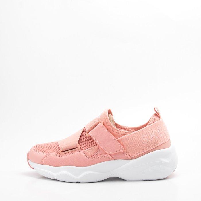 Skechers (女)時尚休閒系列D LITES AIRY 健走鞋-粉 88888177CRL  現貨