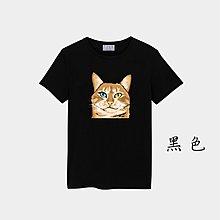 T365 MIT 親子裝 T恤 童裝 情侶裝 T-shirt 短T 貓 小貓 貓咪 喵星人 cat 喵喵 kitty