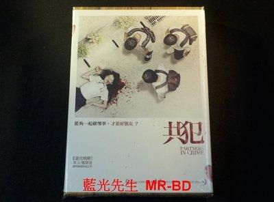 [DVD] - 共犯 (DVD+電影原聲帶) Partners in Crime 禮盒版 ( 迪昇正版 )