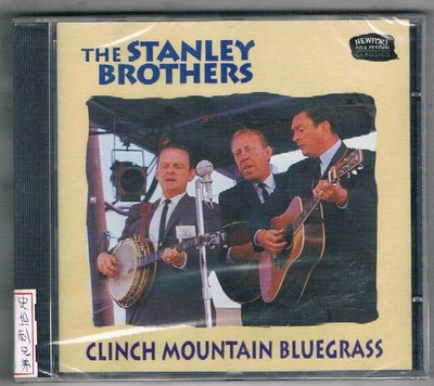 [鑫隆音樂]西洋CD-THE STANLEY BROTHERS /CLUNCH MOUNTAIN BLUEGRASS