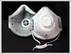 【歐樂克修繕家】活性碳 呼氣閥口罩 過濾口罩 符合 FFP2 NR D 美國 NIOSH N95