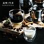 80ml 耐熱雙層玻璃杯 蛋形水杯 透明隔熱花茶...