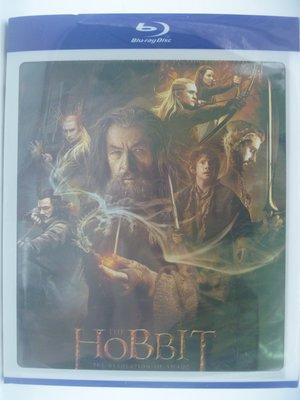 【月界】The Hobbit-The Desolation of Smaug 哈比人:荒谷惡龍藍光光碟 〖電影〗CAA