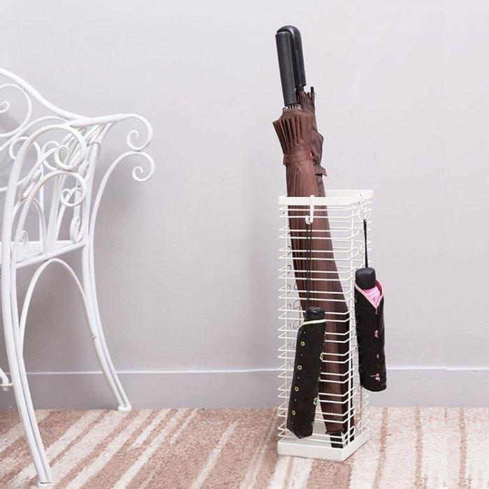 小清新雨傘架 簡約創意加固雨傘收納架 室內外雨傘掛放