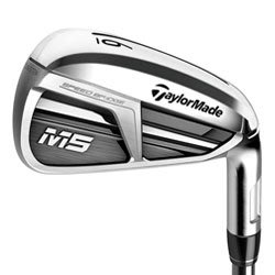 【飛揚高爾夫】 '19 TaylorMade M5 鐵桿#4-P ,鐵身NSPRO 930 (日規) 鐵桿組