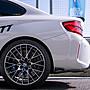 BMW F87 M2 M2C M2 competitio Jetzem 後保定風翼 全碳 TRANCO 川閣