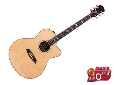 【硬地搖滾】免運免息!SIRE A7 全單板木吉他 Sungha Jung 鄭晟河 代言