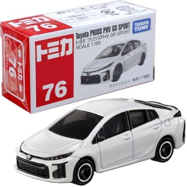 傑仲(有發票)麗嬰國際 公司貨 多美小汽車 Toyota PRIUS 豐田 編號:076 TM076A3